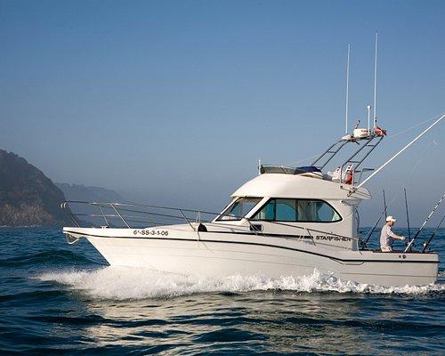 Our beautiful yacht Getari.