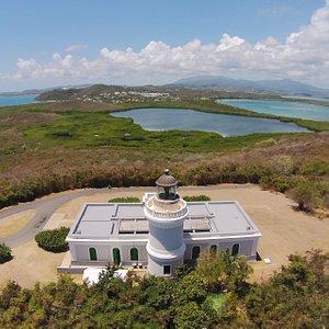 Lighthouse at Cabezas de San Juan