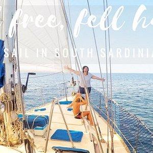 Una giornata in barca a vela