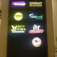 Food Court Options