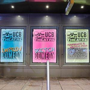 UCB Theatre Hell's Kitchen