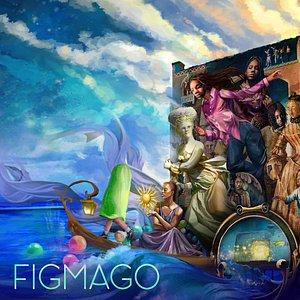 Figmago Cover Art