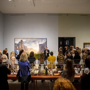 """Kent Monkman's Artist Talk in """"Shame and Prejudice: A Story of Resilience."""""""