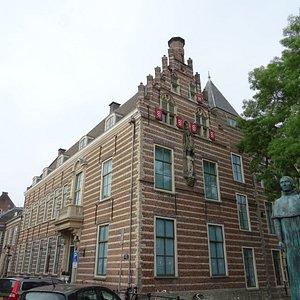 Utrecht;Rijksmonument Paushuize uit het jaar 1517