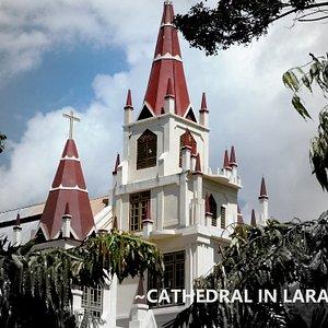 Katedral Reinha Rosari, Larantuka, Flores