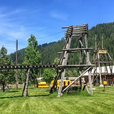 One-of-kind open air exhibit from the world's richest silver mining district