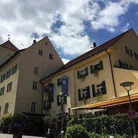 Weihenstephan - the brewery beerhall & beer garden