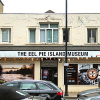 Don't be put off by Eel Pie Island Museum's dowdy exterior