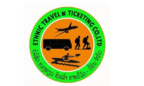 Ethnic Travel Laos Logo