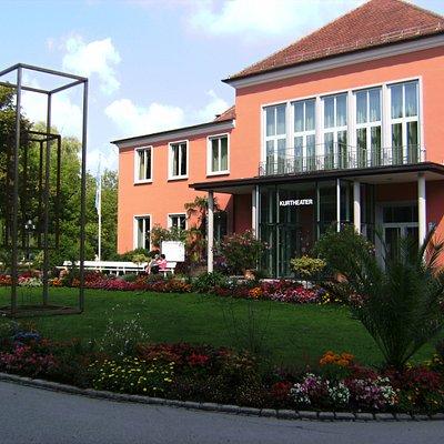 Das Kurtheater von Bad Wörishofen