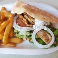 My Greek Style Chicken Kebab - Amazing