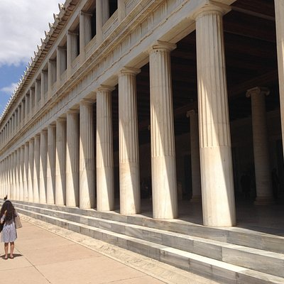Museum of the Stoa of Attalos