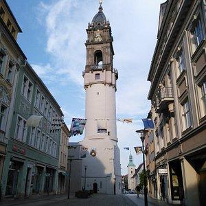 Leaning Tower of Bautzen/Reichenturm