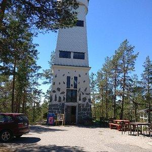 Savivuoren Näkötorni