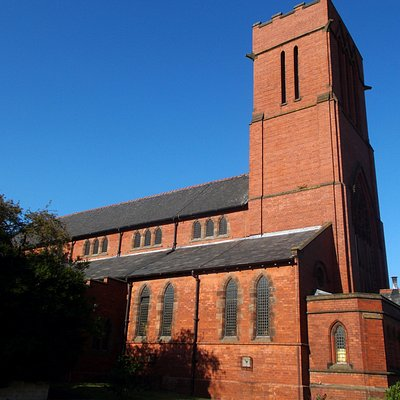 Sacred Heart Roman Catholic Church, Warrington