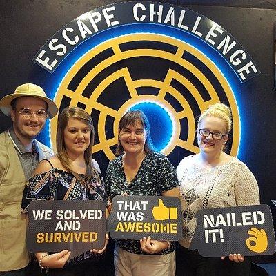 Escape Challenge - Escape Experience Redditch #EscapeExperienceRedditch