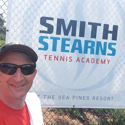 Smith Stearns tennis court