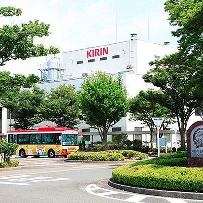 キリンビール仙台工場外観