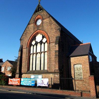 St. Barnabas Church, Warrington