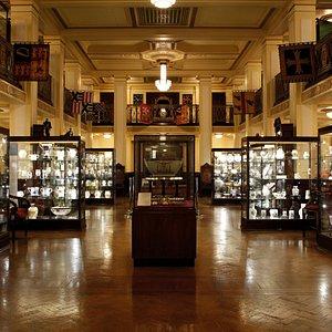 Museum of Freemasonry - South Gallery
