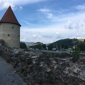 The Big Bastion .