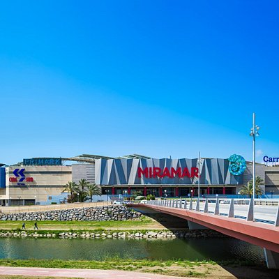 Centro Comercial Miramar en Fuengirola