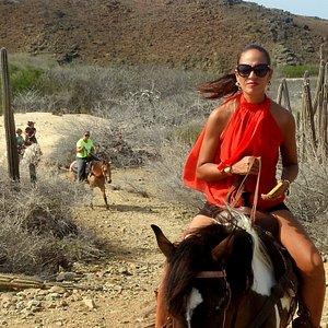 Horseback Riding at Rancho Daimair
