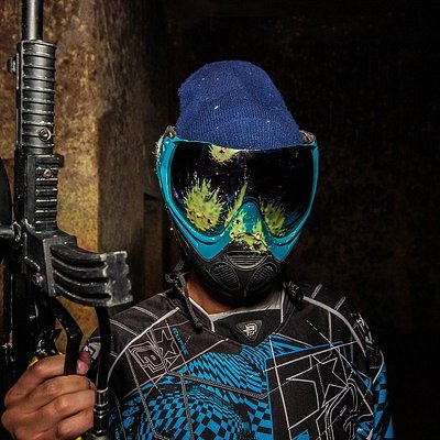 Único paintball subterráneo de Latinoamérica