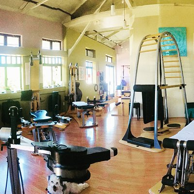 Offering Gyrotonic, Pilates, & Rehabilitative Fitness