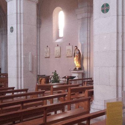 Église Saint-Michel - Cassis - intérieur