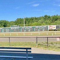 This is the old betting board that has been there for many, many years.