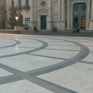 East side of the piazza