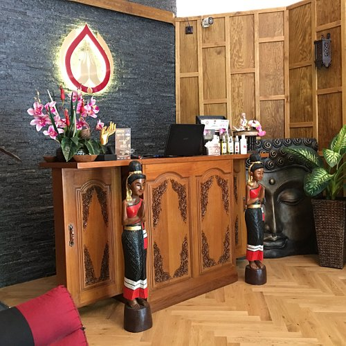 Thai massage mitte berlin
