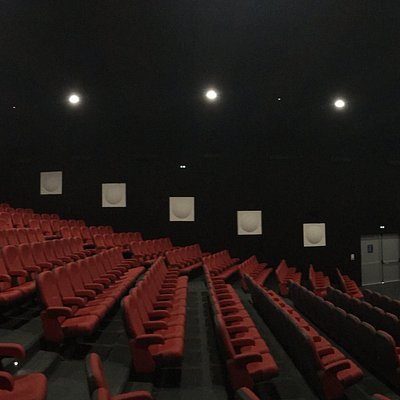salle de cinéma CanalOlympia