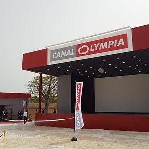 Scène extérieure CanalOlympia Téranga