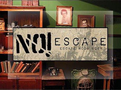De escape room in Uden waarbij Tijdreizen werkelijkheid wordt!