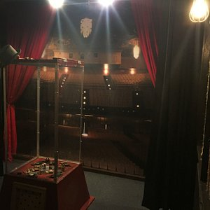 """Our newest escape room, """"Escape the Final Act: The Houdini Experience"""""""