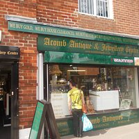 Acomb Antique and Jewellery Yorkshire-Antiques.com