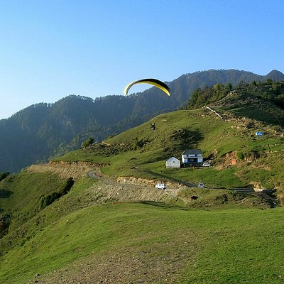 Paragliding Take Off Site