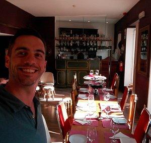 Estou à vossa espera para partilhamos um bom momentos juntos falando de Lisboa, dos vinhos e afi