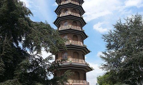 Grande Pagode de Kew Gardens