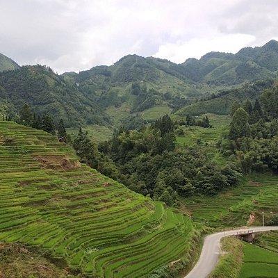 Jiabang Terraces
