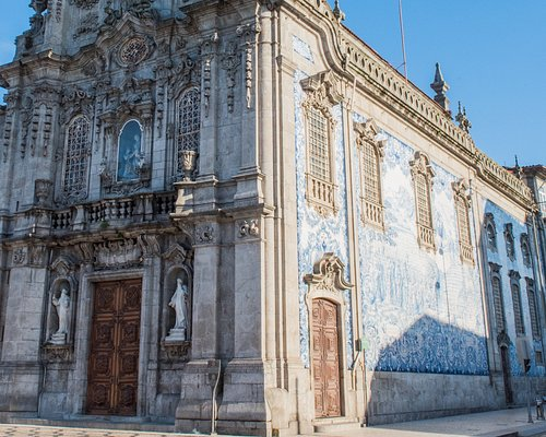 Igreja do Carmo, propriedade da Ordem Terceira do Carmo.