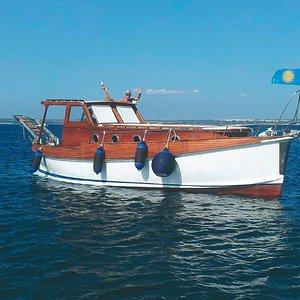 La nostra barca Maroby