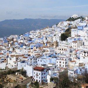 The bleu city Chefchaouen