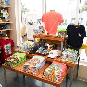 Margaritaville Surf Shop - T-shirts, souvenir cups, skim boards and more!
