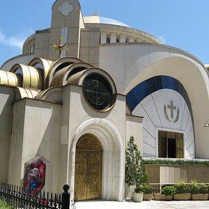 Кафедральный собор Воскресения Христова в Тиране