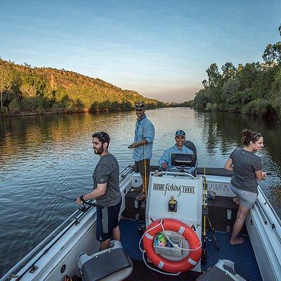 The stunning Kakadu East Alligator River