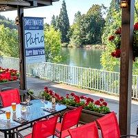 SweetWaters Restaurant & Bar - Eugene's favorite outdoor patio is open!