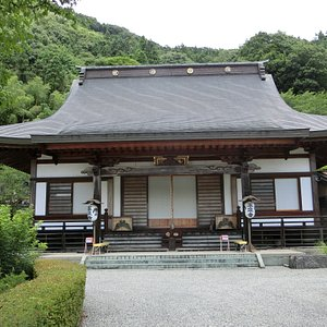 玉泉寺 本堂